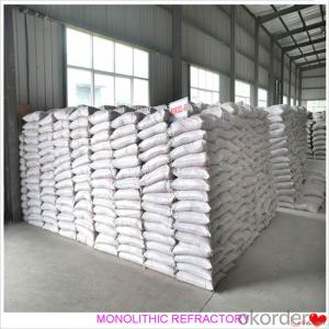 Castable Refractory Cement For Fireplace and Industrial Furnace