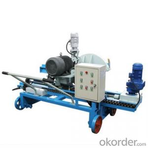 Prestressed Concrete Hollow Core Slab Cutting Machine