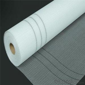 Alkali Resistant Coated Fiberglass Flooring Mesh Cloth 60g 5x5/inch  High Quality and S Quatlity