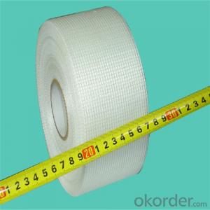 Fiberglass Adhesive Tape 55g/m2 8*8/inch High Strength With Good Price