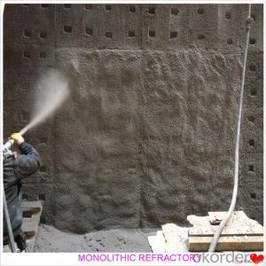 Portlant Cement Castable For Fireplace and Industrial Furnace