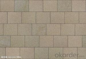 GA12A 100*100mm Outdoor Floor Plaza Ceramic Tiles