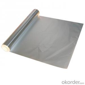 Food Grade Aluminum Foil Paper for Chocolate Packaging