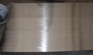 Stainless Steel Sheet 304 with Best Quality in China