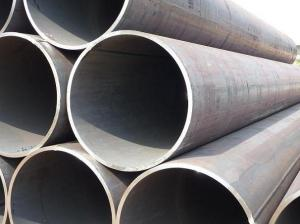 BS, JIS, DIN, ASTM, API SSAW Carbon Steel Pipes
