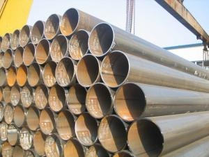 API 5L SSAW Carbon Steel Welded Construction Steel Pipe