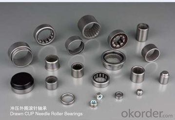 HK 1610 Needle Bearing HK Series High Precision