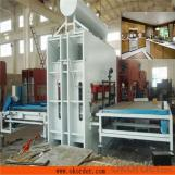 Particle Board Short Cycle Melamine Lamination Hot Press Machine