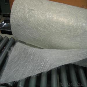 China E-glass Fiberglass Chopped Stand Mat