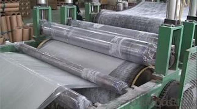 Hot Pressed SMC Sheet Applied in Water Tanks with Good Anti-Corrosion Capacity