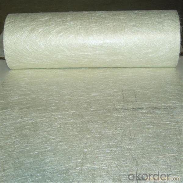 Powder or Emulsion Fiberglass Chopped Strand Mat