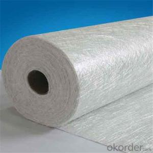 Flame Retarded Chopped Strand Fiberglass Mat