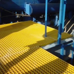 Fiberglass FRP Phenolic Molded and Pultruded Grating with Best Quality