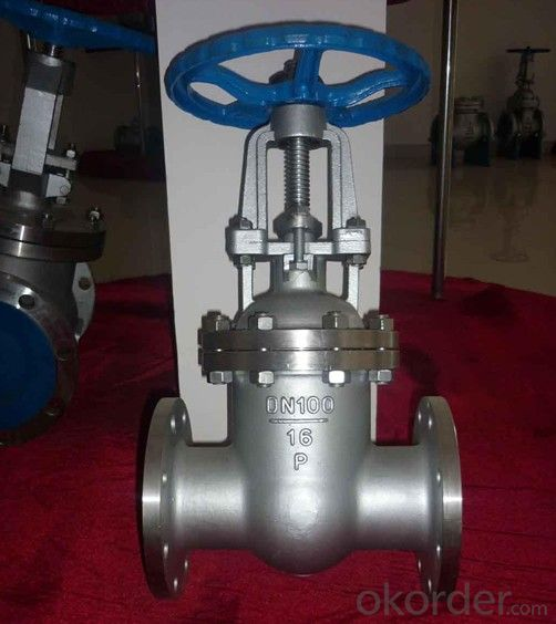 Gate Valve  Ductile Iron Cast Iron High Quality