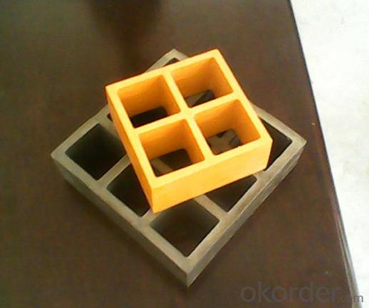 FRP Molded Grating, Fiberglass Grating, Plastic Grating Floor with Best Quality/ Good Shape