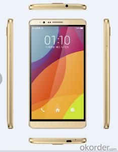 6.0inch 4G LTE  A821 Smartphone  MT6752VL  Quad core