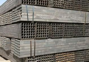 Rectangular Hot Rolled  Carbon Steel Tube