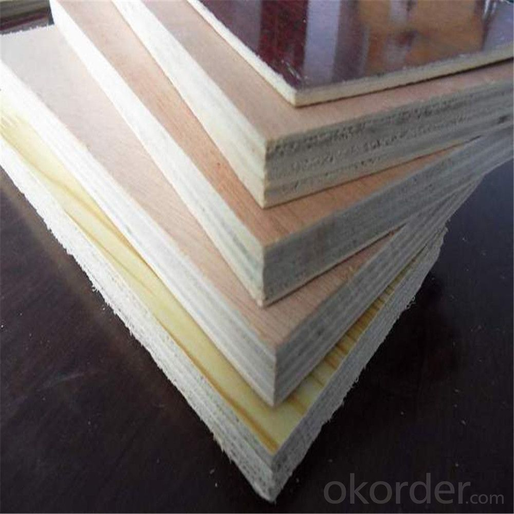 Film Faced Plywood from China with 6 Years' Experience