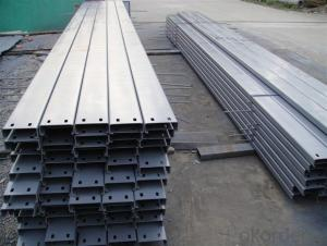 Cold Rolled C Channel with High Quality C100/C120