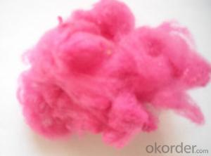 Recycled PET Staple Fiber, Good Quality
