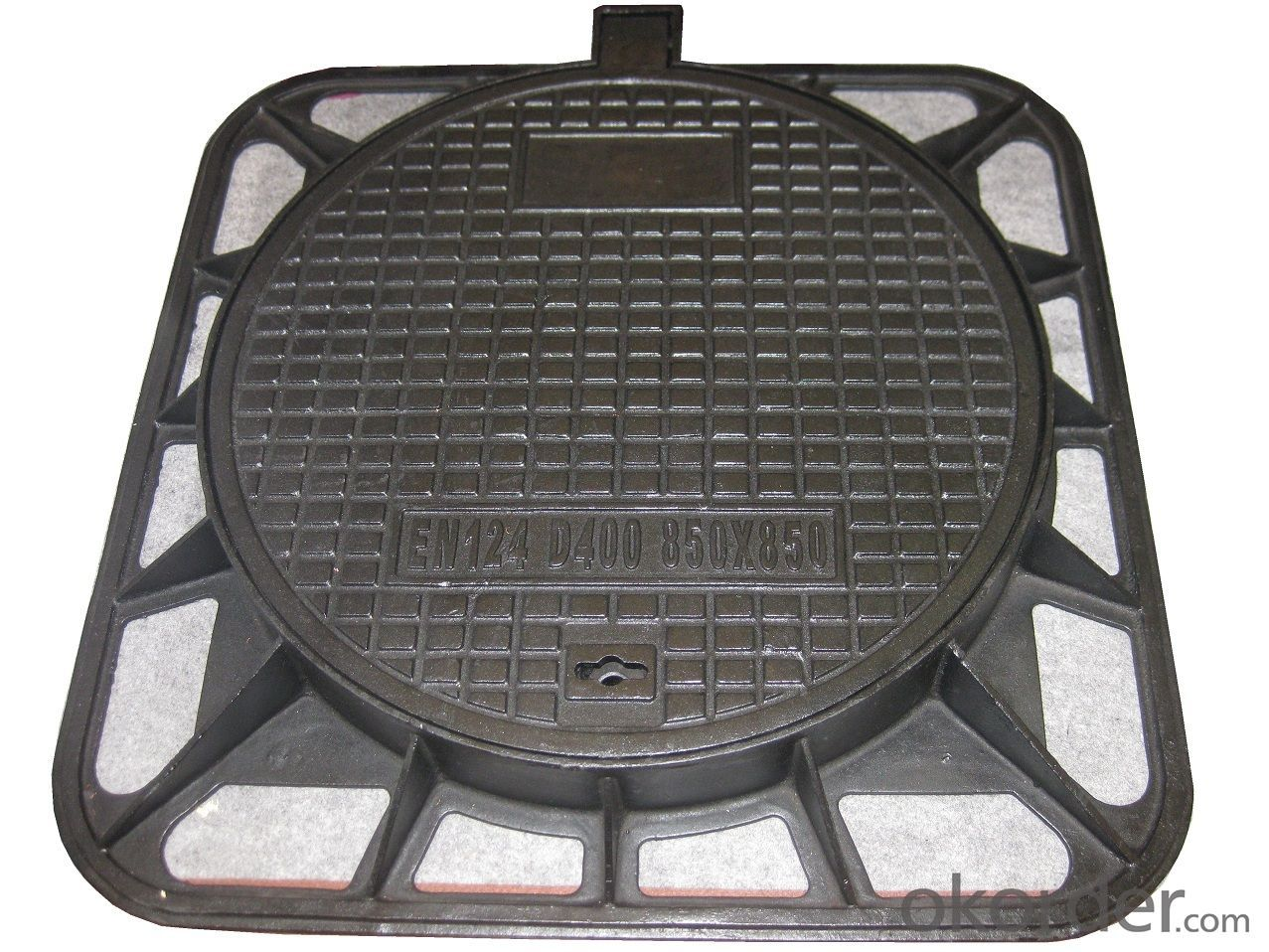 Manhole Cover Ductile Iron  EN124 from China with Quality