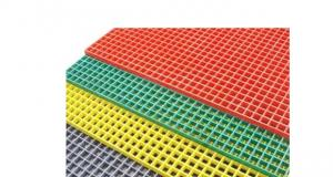 FRP Grating, FRP Molded Grating, FRP Fiberglass Plastic Walkway Grating with Great Quality