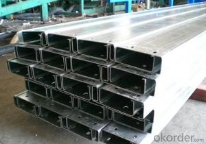 Cold Rolled C Channel with High Quality C180