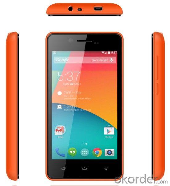 4.0inch 4G LTE  CM8011 Smartphone  MTK 6735 Quad-core