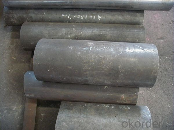 Forged Steel Bar S136 / Die Steel S136 / Steel Round Bar S136