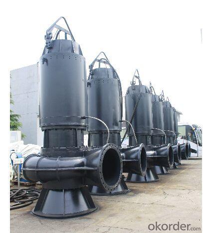 WQX.WQXD Series Sewage Submersible Pumps
