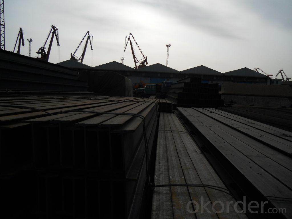 JIS Standard SS400 H beams with High Quality 194mm-200mm