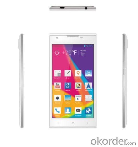5 inch IPS Smartphone  IPS QHD 540*960 SC7731 4 core 1.2GHz