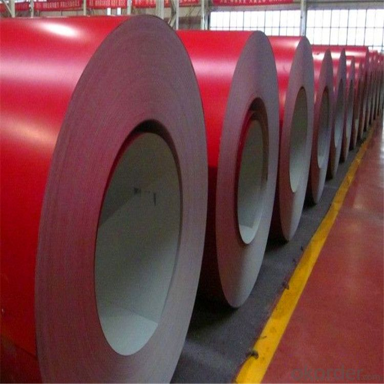 Color Coated Steel Coil Printed PPGI for Building