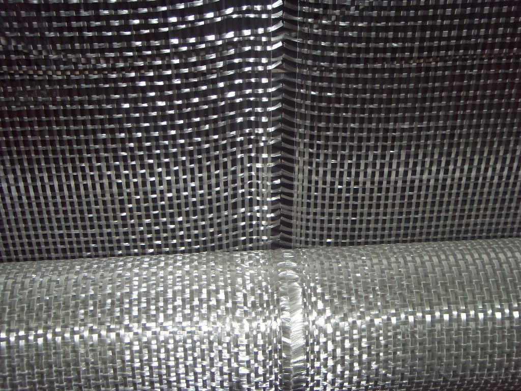 Fiberglass Woven Roving Combo Mat For Vehicle Bodies