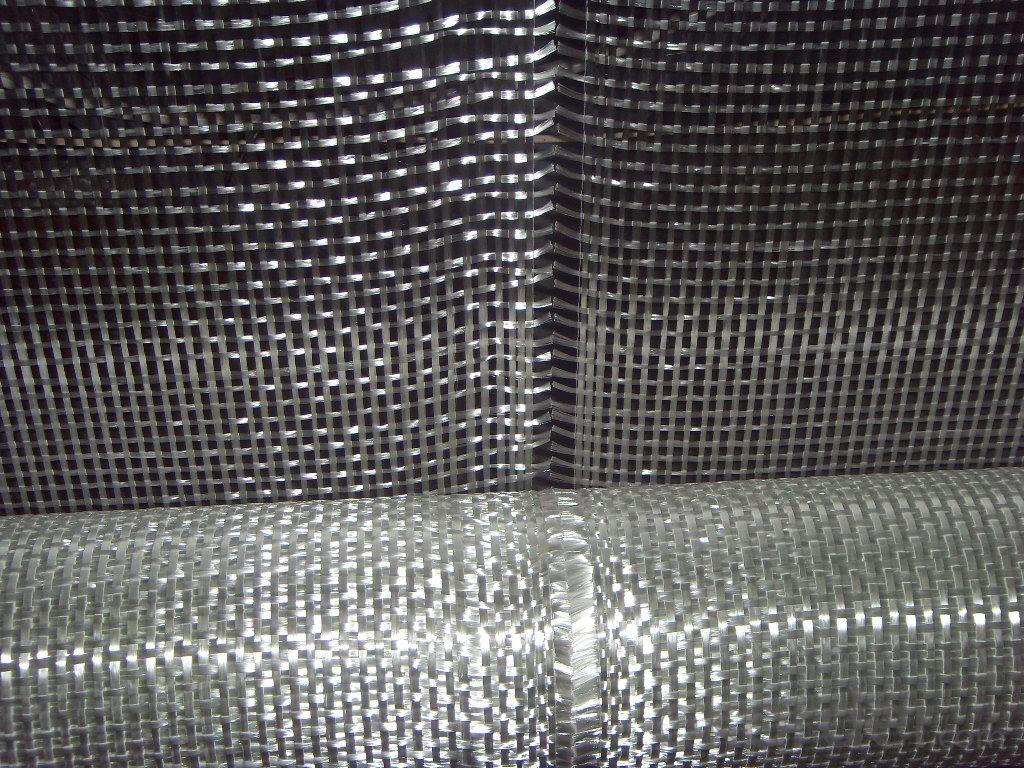 Fiberglass Woven Roving Combo Mat For Vehicle Bodies
