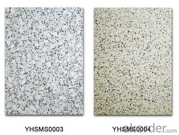 3D-Printing Construction Material Crazy Magic Stone TerrazzoNo.0003-0004