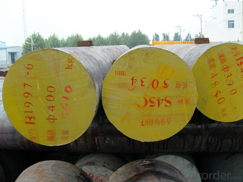 T10 Cold Drawn Steel Round Bar with Various Thickness