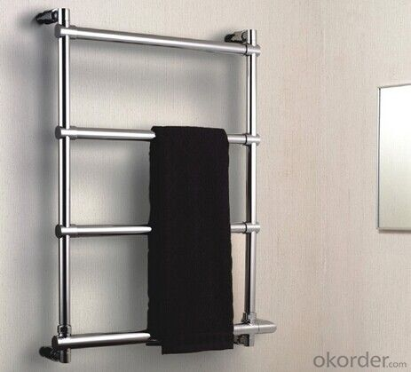 Electric Steel Towel Rails, Simple and Fashion Design