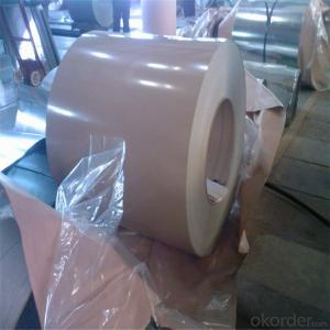 Per-painted Galvanized Steel Coil  PPGI 0.8-1.2mm