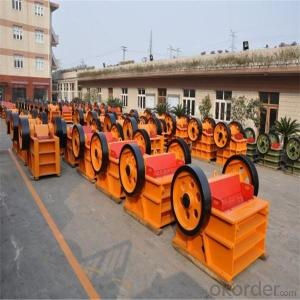 20-1200 TPH High-Efficiency PE Jaw Crusher
