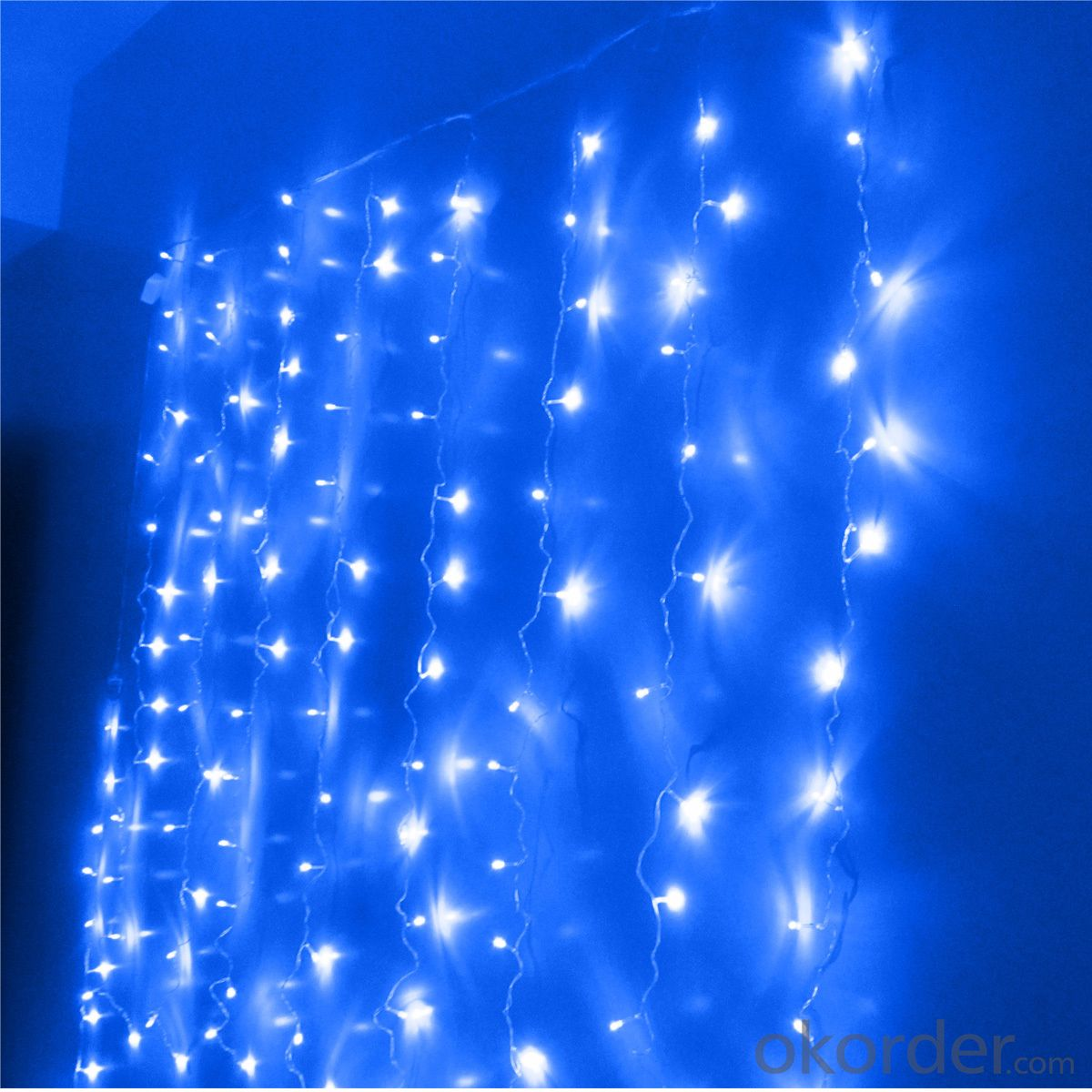 10m 100 Blue Festival Holiday Twinkle Led light Christmas String Light