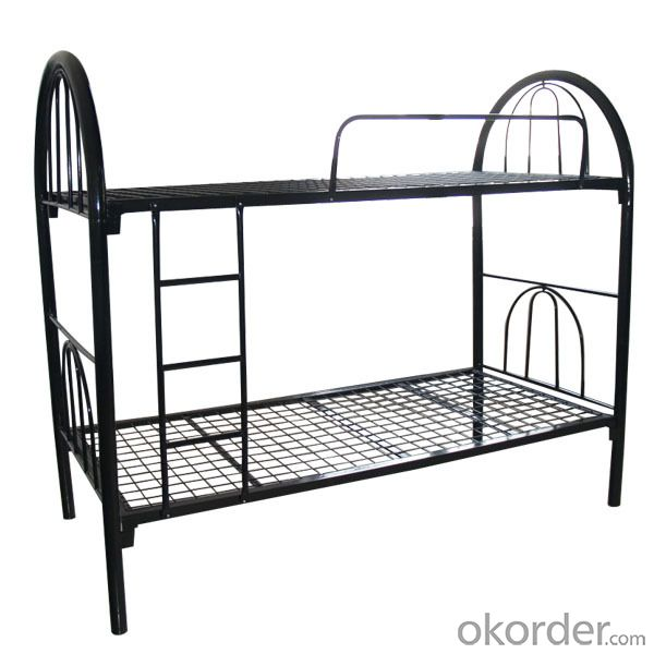 Fashionable Metal Bed, Good Price and Popular Pattern