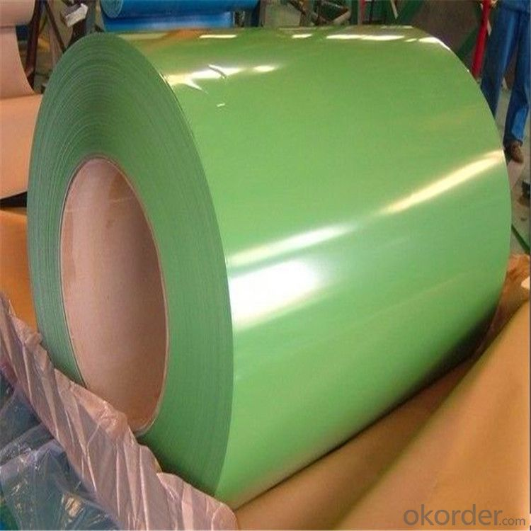 G3312 Grade PPGI Steel Sheets for Roofing