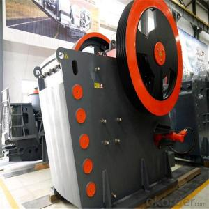 High-Efficiency Frame Construction Series Jaw Crusher