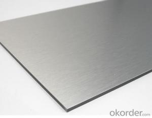 ALUMINUM PE COMPOSITE PANEL  DIFFERENT COLORS