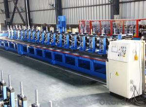 Auto Board Panel Roll Forming Machine