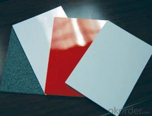 ALUMINUM PE COMPOSITE PANEL  DIFFERENT SIZE