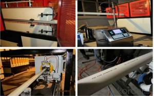 Three-dimensional Plastic extruder Blow Molding Machinery