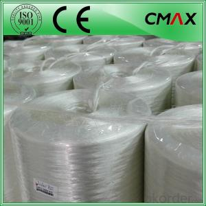 Powder and Emulsion Fiberglass Glass Fiber Chopped Strand Mat