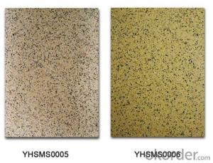 3D-Printing Construction Material Crazy Magic Stone TerrazzoNo.0005-0006